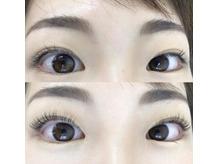 目の大きさが変わる!?